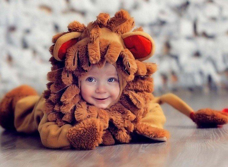 Faschingskostme fr Babys  Erlebnis fr Kind und Mutter