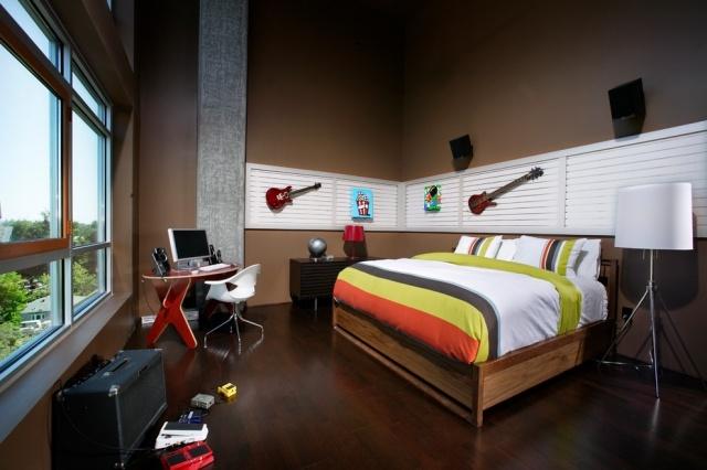 Jugendzimmer einrichten  35 Ideen fr Interieurlsungen fr Teenager