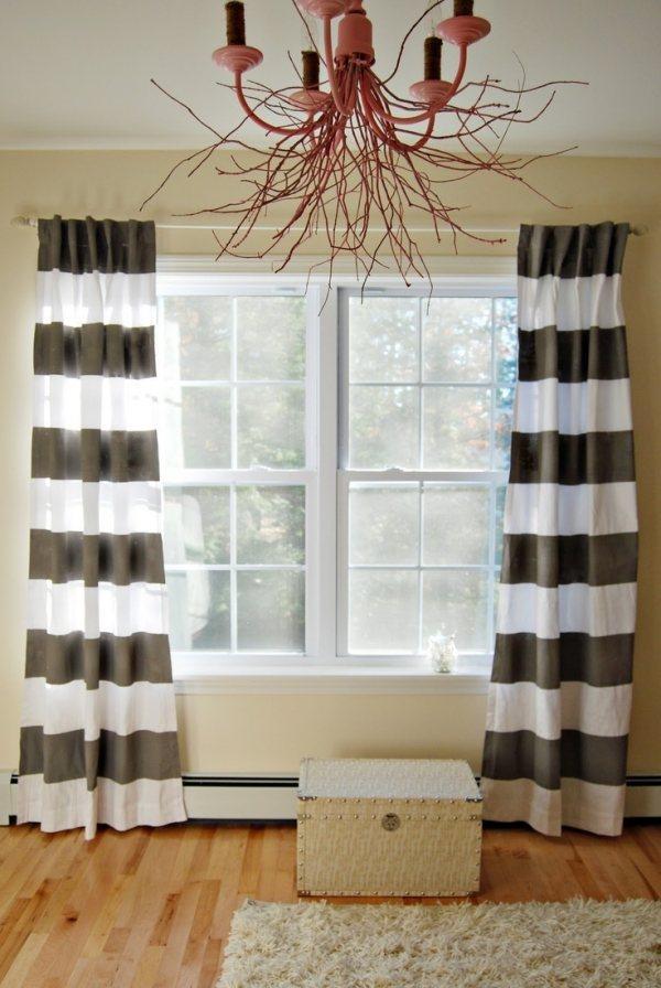 traditionelle fenster deko sichtschutz sonnenschutz vorhang, Innenarchitektur ideen