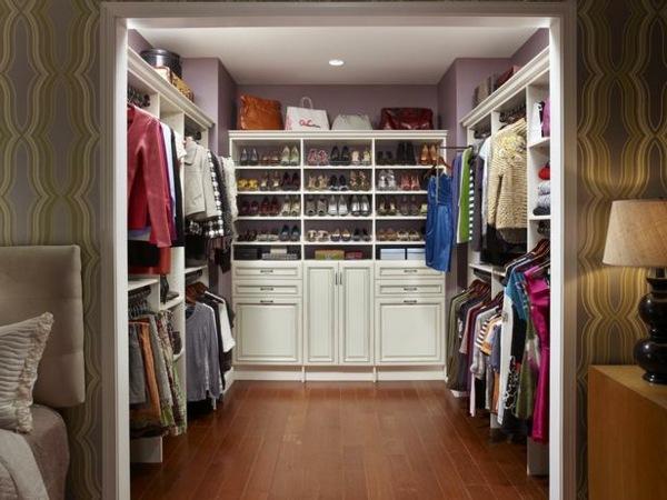 Begehbarer kleiderschrank frau schuhe  Begehbaren Kleiderschrank Ordnungssysteme Ordnungssystem Fur ...