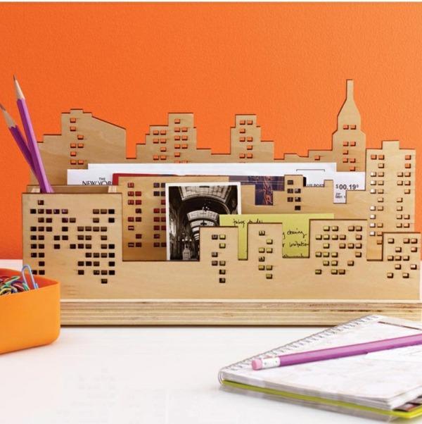 23 DIY Ideen fr Schreibtisch Ordnungssysteme