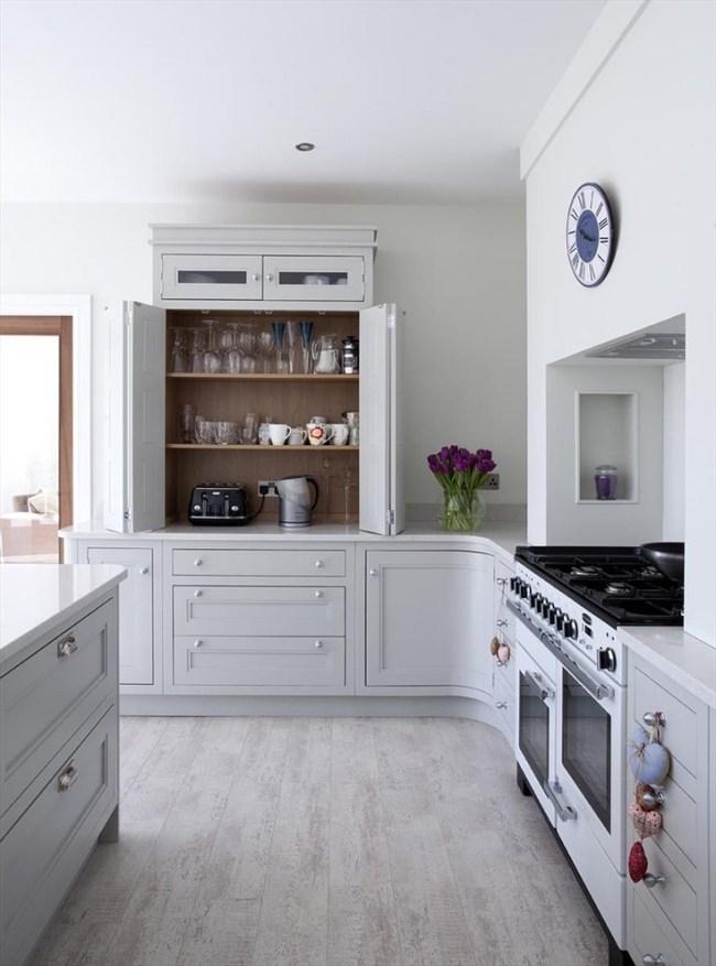 Holz Küchenschrank | Schiebetüren | Küchen Quelle