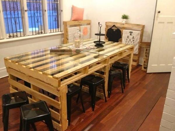 diy pallet sofa table instructions make a wrap cover möbel aus holzpaletten - 26 praktische ideen zum selberbauen