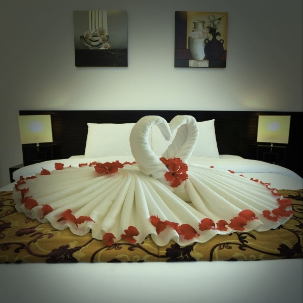 Deko fr Schlafzimmer zum Valentinstag  Ideen fr jeden Geschmack
