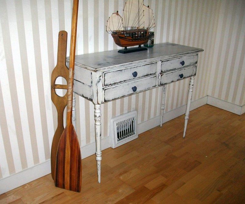 Häufig Vintage Look Möbel Selber Machen | Wohnen Unter 1000 Euro QM74
