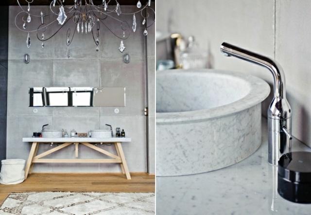 Renovierungsideen fr die Wohnung  eklektischer Wohnstilmix