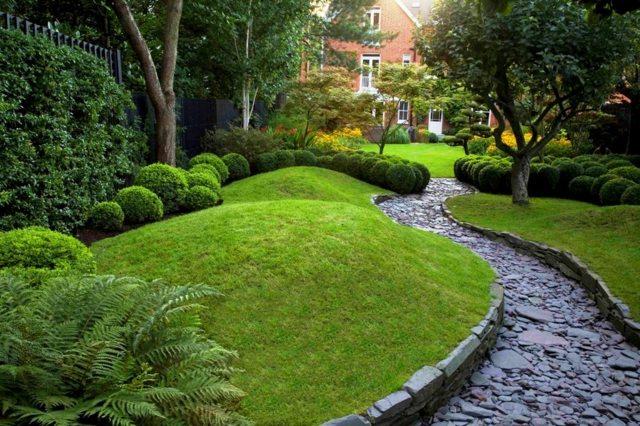 Ideen Fuer Gartengestaltung Im Fruehling Buchsbaum Schneiden ... Gartenarbeit Gartengestaltung Der Garten Im Fruhling