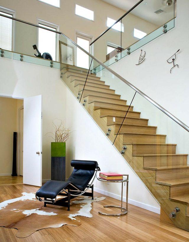 Der Fell Teppich schafft eine behagliche Atmosphre im Haus