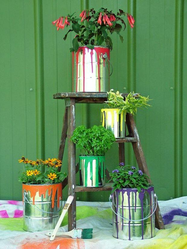 pflegeleichte gartengestaltung pflanzen nach wasserbedarf, Garten und erstellen