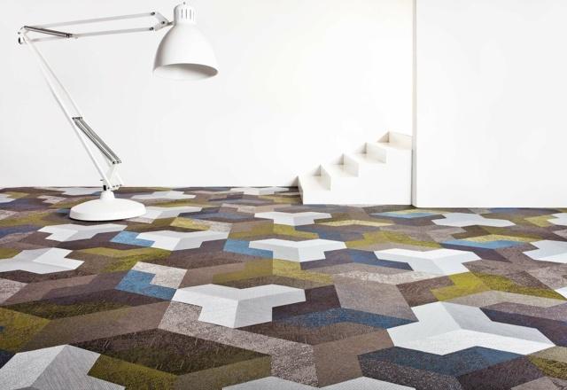 Teppichboden verlegen  individuelle Raumlsungen von Bolon