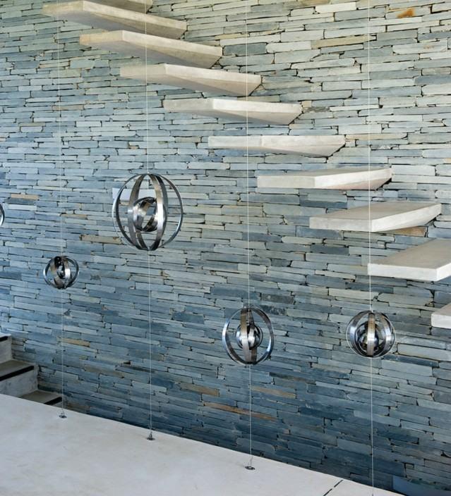 moderne betontreppe bauen ideen fur innen und auentreppen,