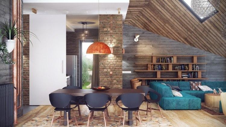 moderne esszimmer ideen designhausern | möbelideen. awesome ... - Esszimmer In Rot 15 Ideen Tipps