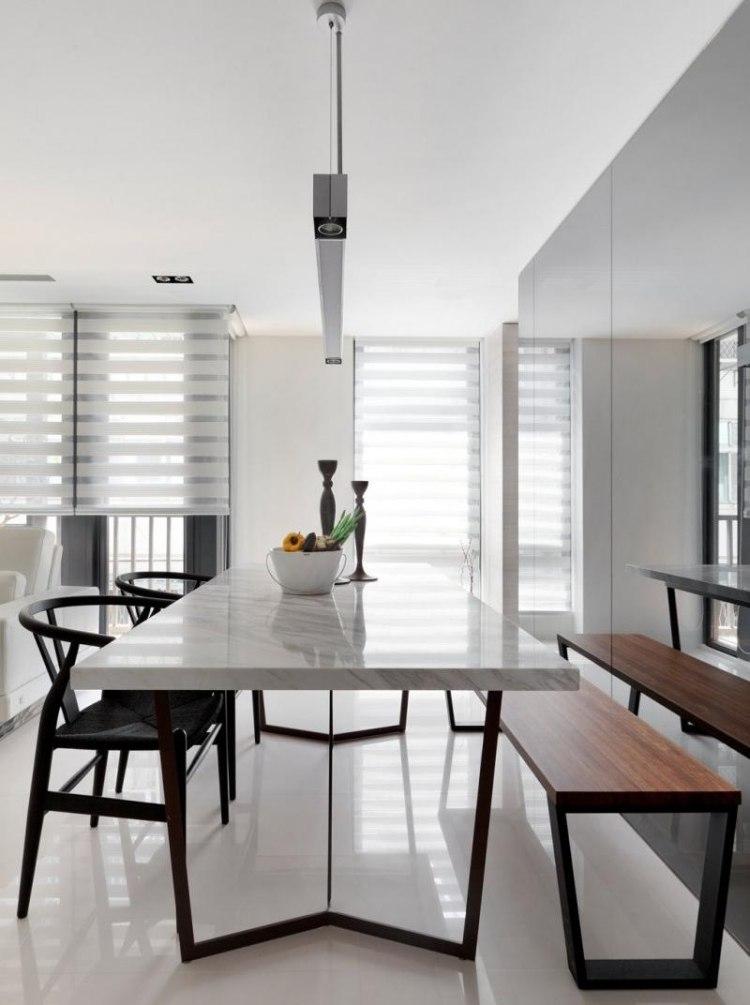 Moderne esszimmer ideen designhausern m belideen - Esszimmer ideen modern ...