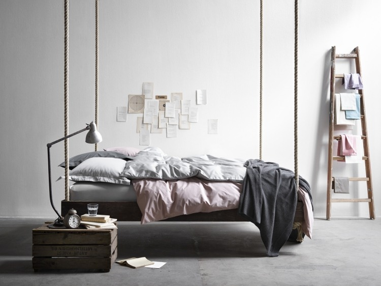 Hngende Betten  34 tolle Design Ideen fr einmaligen