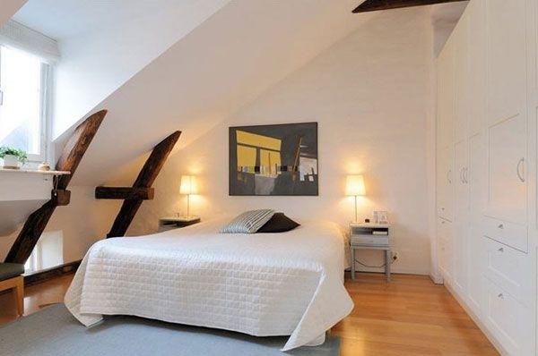 Kleines Schlafzimmer  Praktische Einrichtungsideen