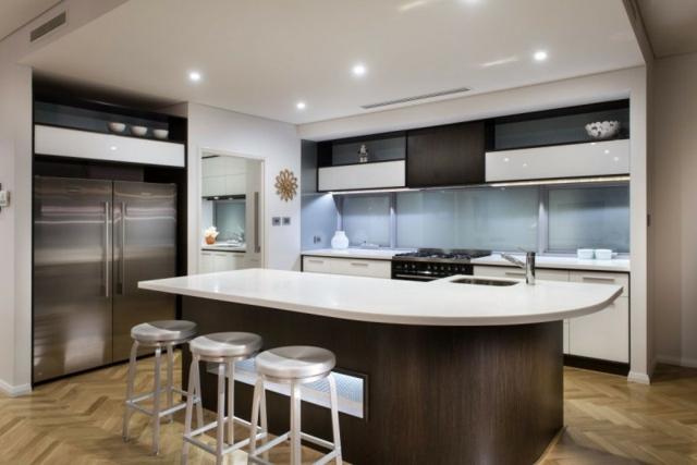 Fabulous Klebefolie Küchenrückwand | Wandtattoo Sternenhimmel - Wandsticker EJ91
