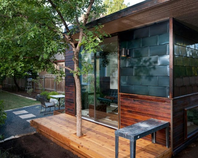 Gartenhaus aus Holz bauen  3 Beispiele fr funktionale Projekte