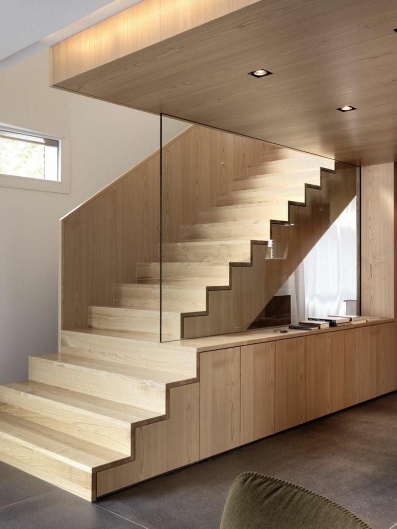 79 Ideen Für Moderne Designtreppen Für Ihren Individuellen Wohnstil