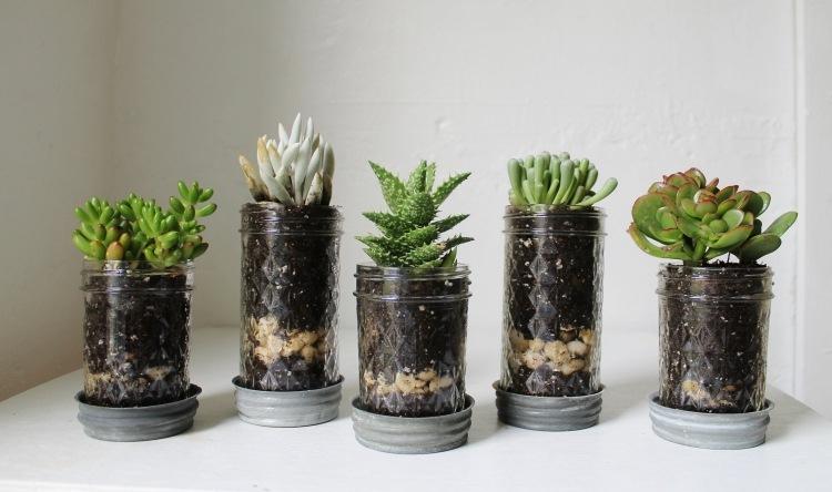 9 originelle Blumentöpfe selbst gemacht - dekorieren Sie Ihren Garten