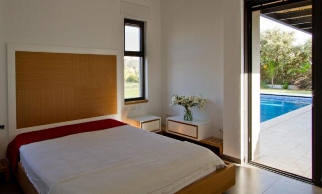 Betten Holz Schlicht