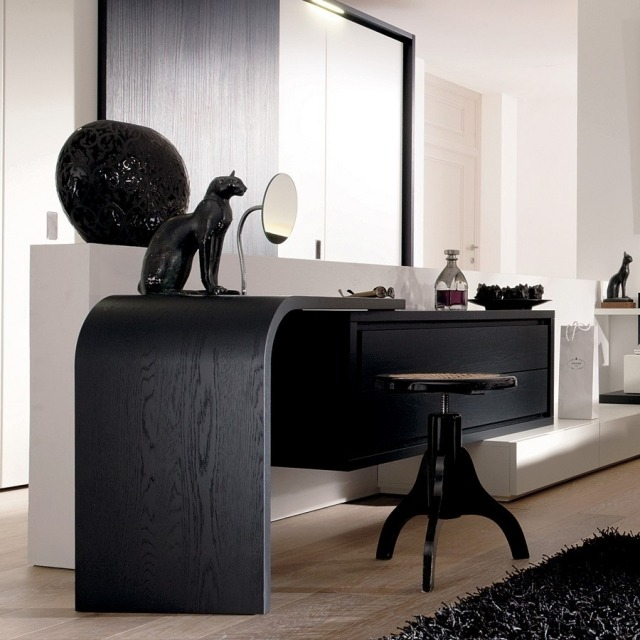 schminktisch ideen designs schlafzimmer | möbelideen, Badezimmer