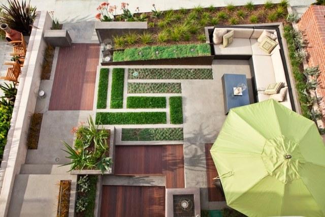 Gestaltungstipps Terrasse Im Garten  Mbelideen
