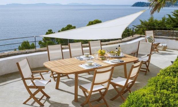 kunstrasen auf der terrasse ein urbaner garten - boisholz, Gartengerate ideen