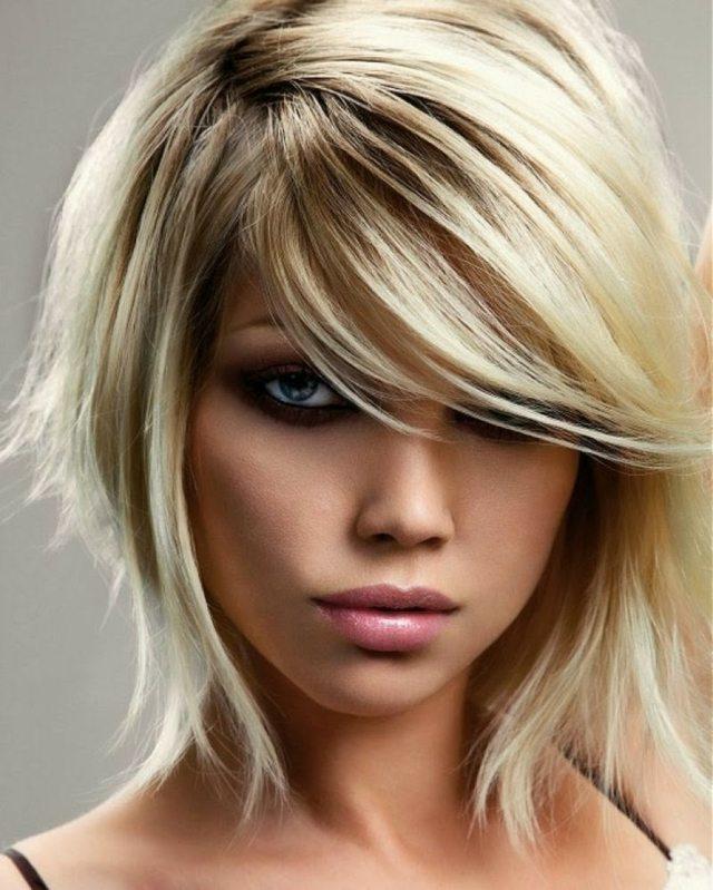 Die Richtige Haarfrisur Je Nach Gesichtsform Was Passt Zu Wem