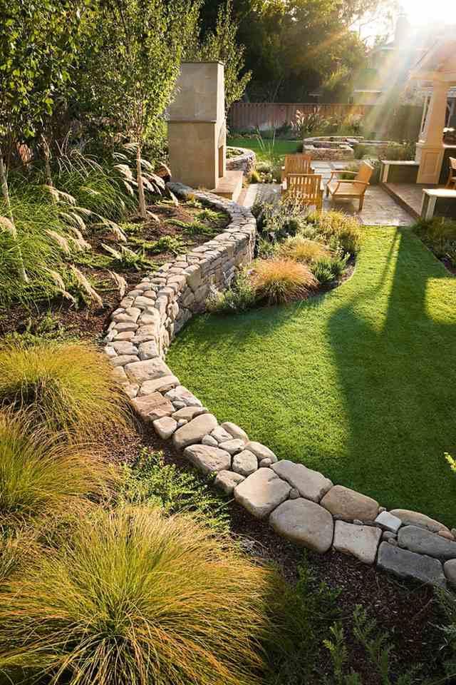 Sichtschutz fr den Garten  effektvolle Ideen fr den