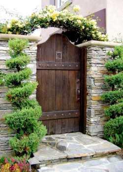 Gut bekannt Alte Gartentore Aus Holz - TheRichDaily.com CQ91