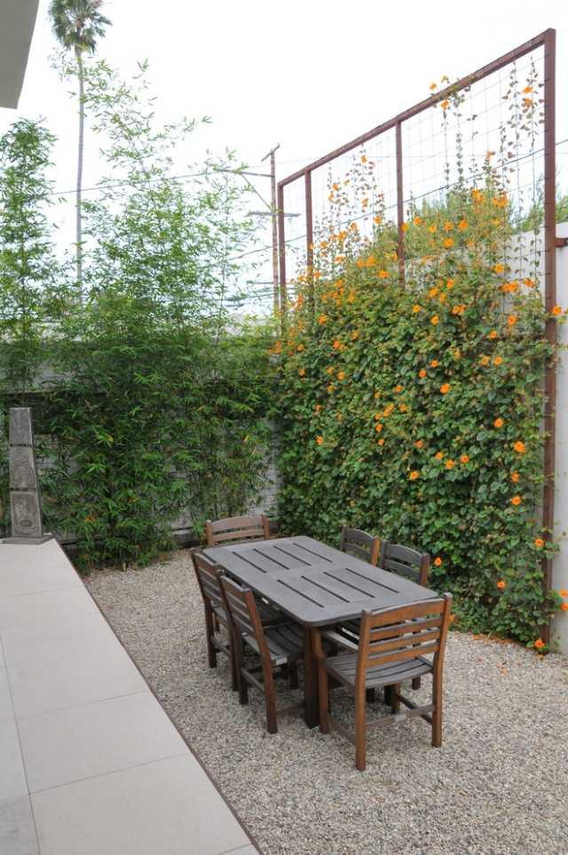 terrassen sichtschutz von oben terrassen sichtschutz mit pflanzen,