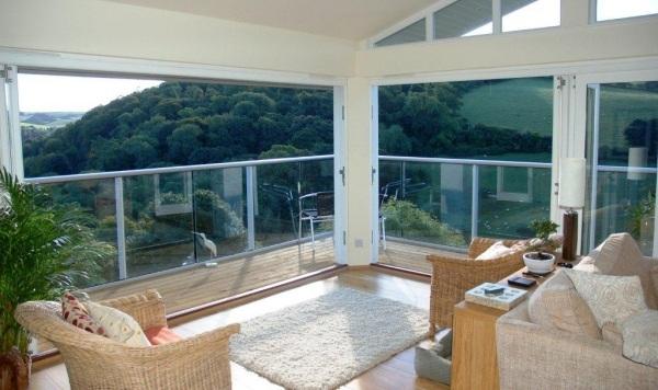 Gartengestaltung Pflege Balkon Ideen Balkonverkleidung Materialien ... Ideen Balkonverkleidung Materialien