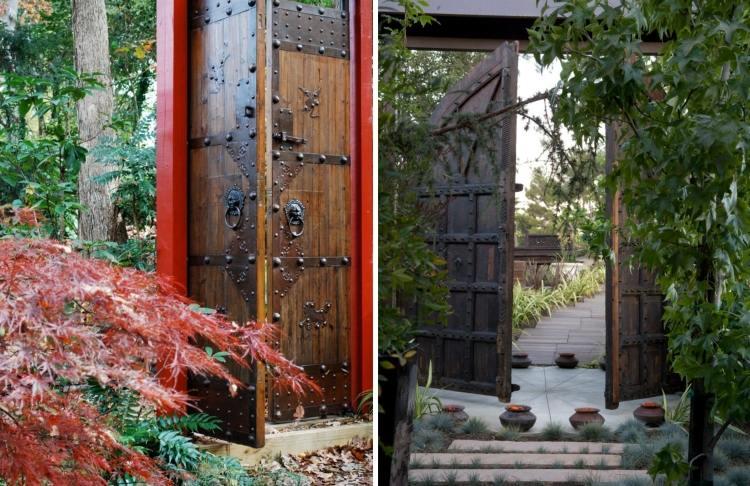 gartenturen gartentore | designmore, Gartengestaltung