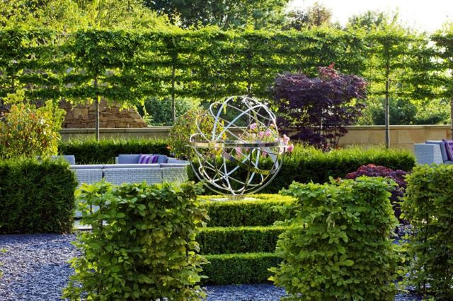 Sichtschutz Garten Metall Deavita De | Moregs Moderne Patio Ideen Bilder