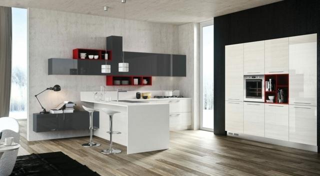 modernes design geschirr - boisholz, Kuchen