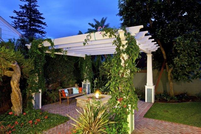 pergola and gazebo design trends photos | moregs, Garten und erstellen