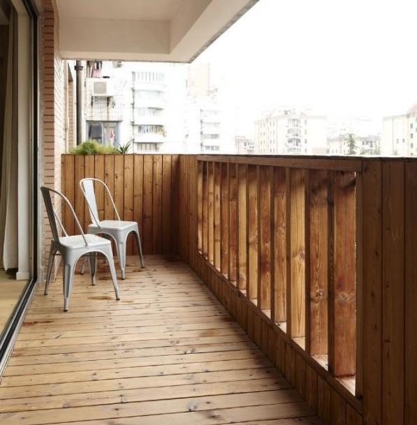 sichtschutz balkon mit balkonverkleidung balkonumrandung, Gartengerate ideen