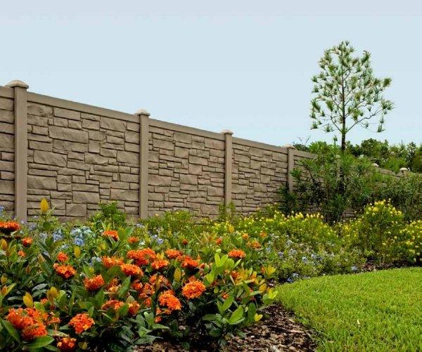 backsteinmauer im garten selber bauen sichtschutz windschutz, Garten und Bauten