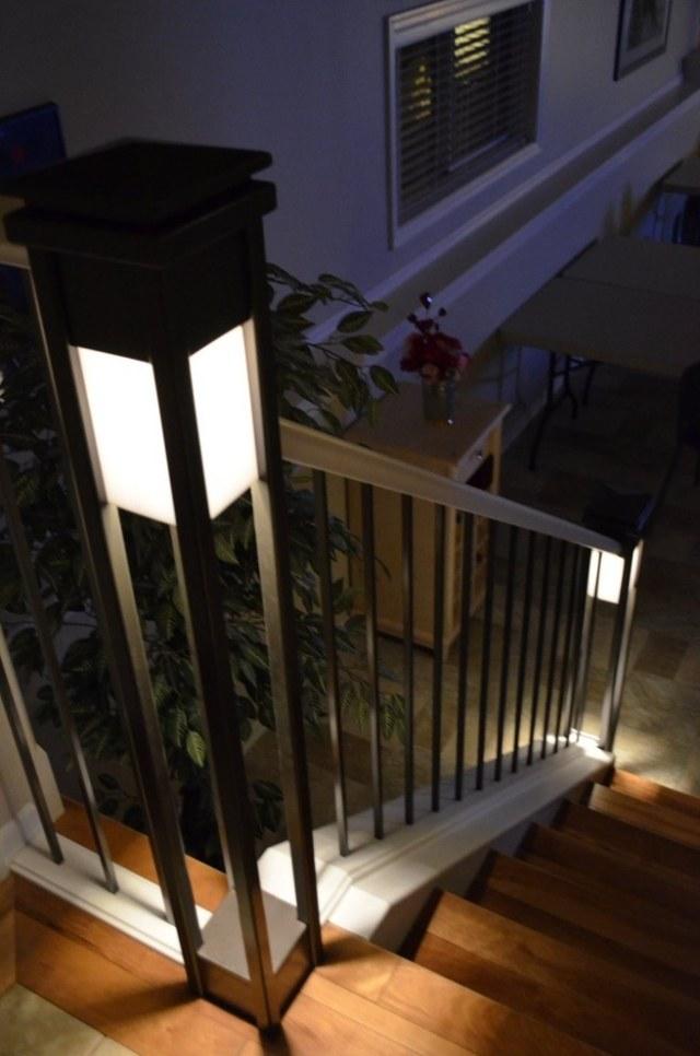 Ideen Treppenbeleuchtung Aussen Ideen Fur Treppenbeleuchtung Aussen ...