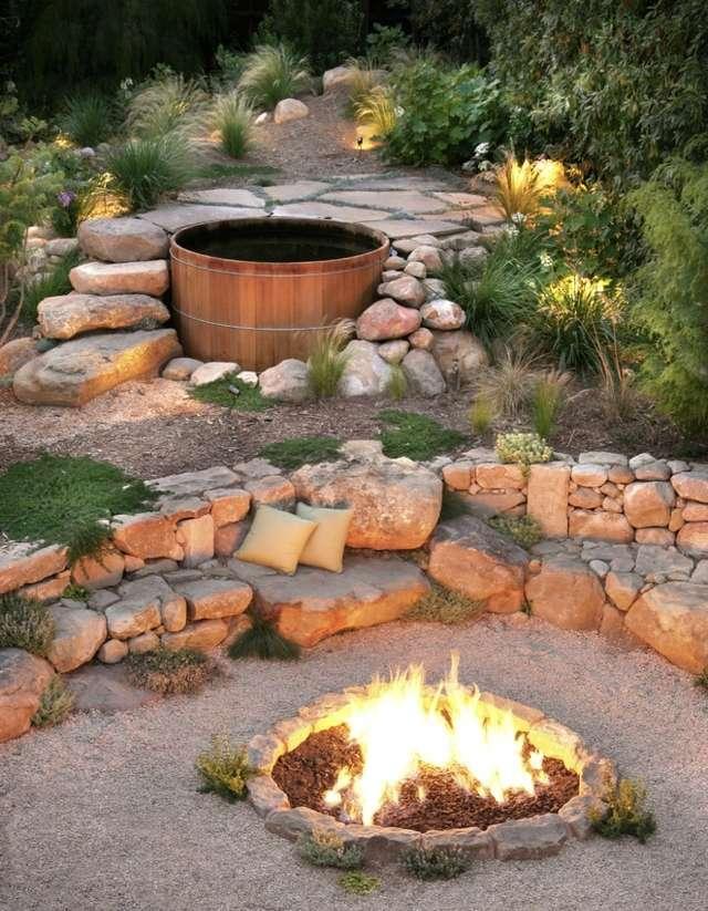 stepping stone patio ideas l - meuble garten, Gartengerate ideen