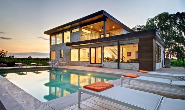 bungalows toronto » terrassenholz, Gartengerate ideen
