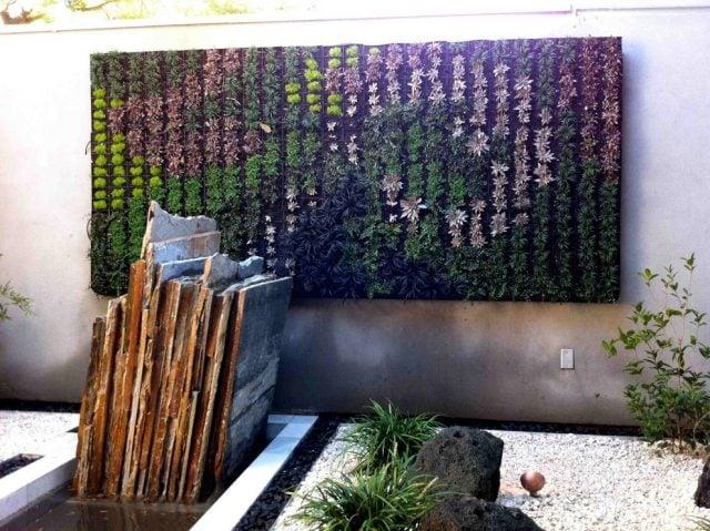 pflanzgefa e im garten ideen fur eine kunstvolle gartengestaltung, Gartenbeit