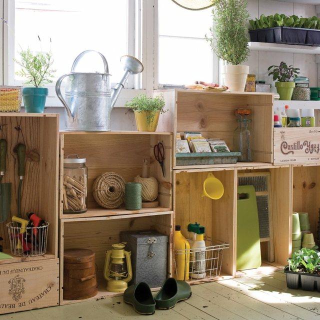 garage pergola diy - meuble garten, Gartengerate ideen