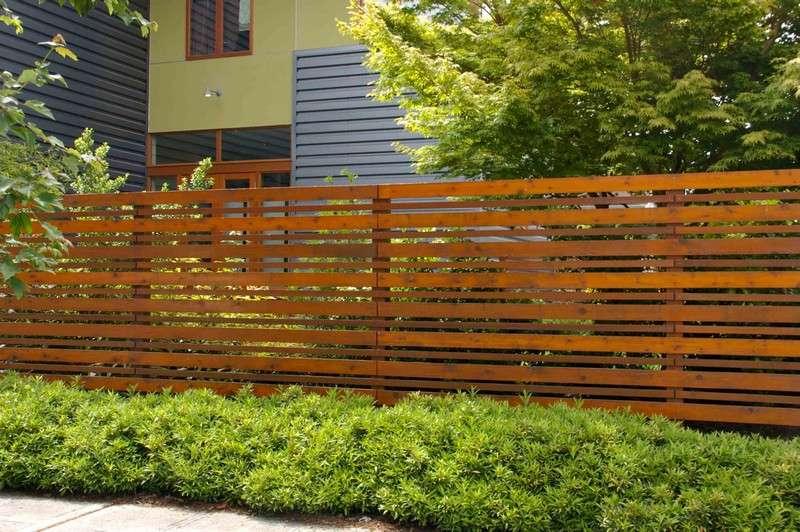 holz garten zaun - gartentore, Garten und erstellen