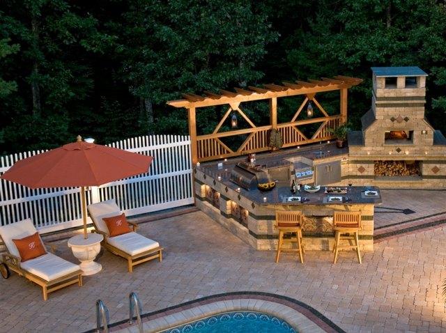 outdoor kitchen island diy - boisholz