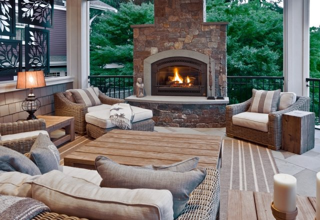 Emejing Loungemobel Garten Modern Ideas - Rellik.Us - Rellik.Us