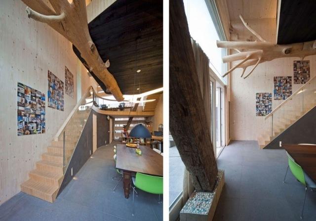 Reihenhaus einrichten  Nachhaltiges Bauwerk mit