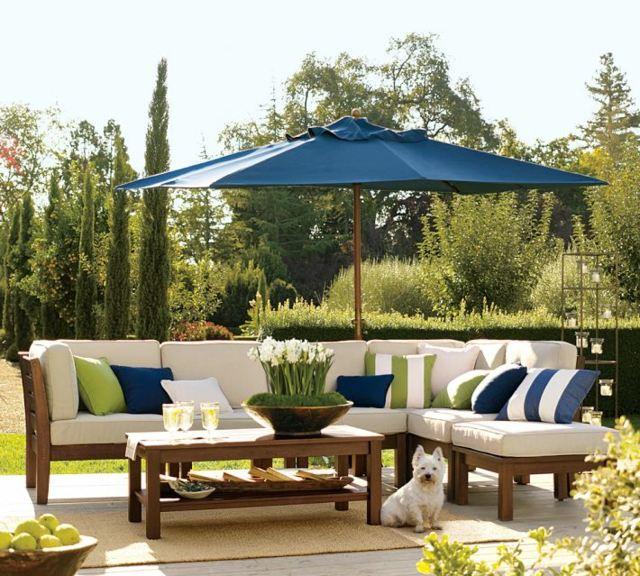 gem tliche terrasse - meuble garten, Gartengerate ideen