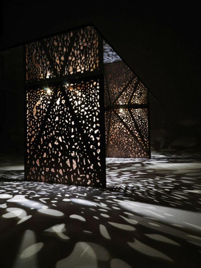 Mbel aus Holz  eine von der OrigamiKunst inspirierte