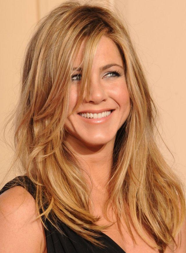 Gesunde Haare Wir Verraten Ihnen Das Geheimnis Von Jennifer Aniston